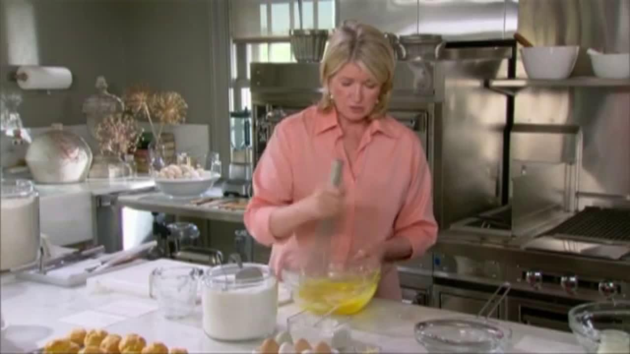 Печивата на Марта Стюарт Сезон 1 Епизод 8