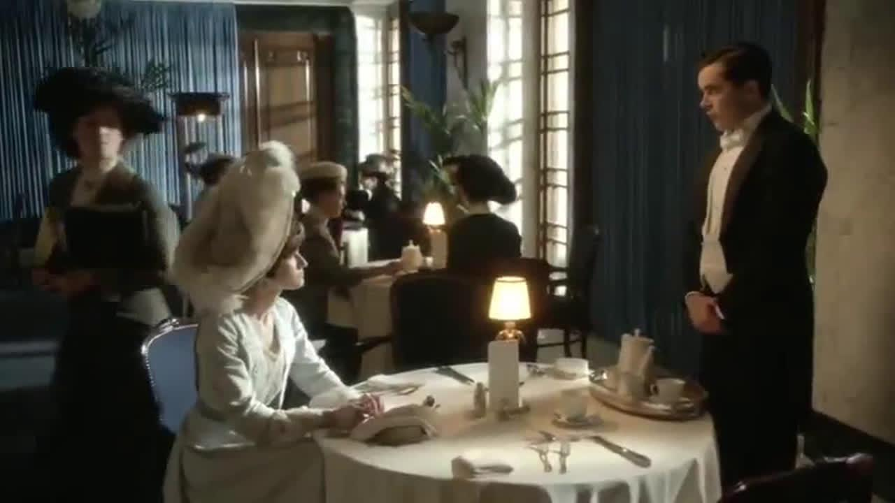 Господин Селфридж ( Mr. Selfridge ) S01 E06