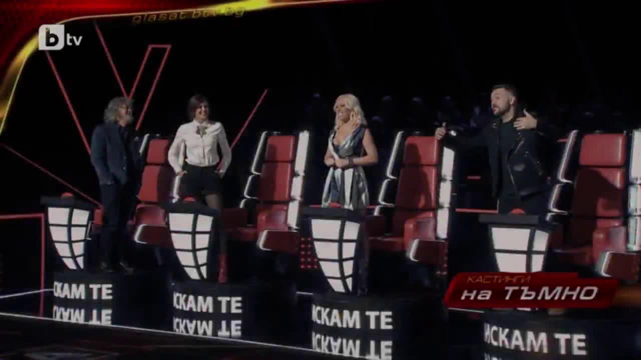 Гласът на България  Сезон 6  Епизод 9 (21.04.2019)