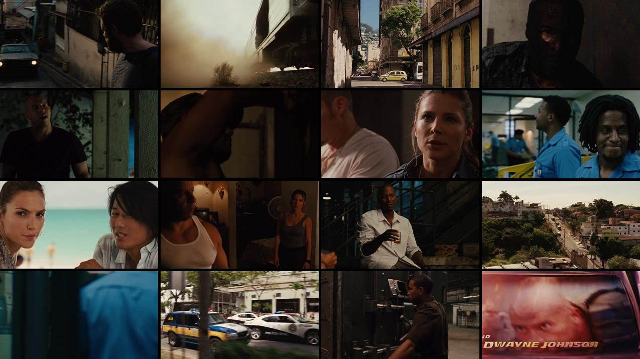 Fast Five / Бързи и яростни 5: Удар в Рио (2011) BG Audio