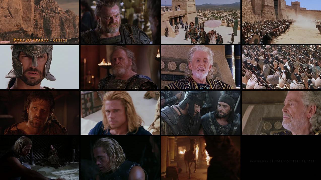 Troy / Троя (2004) BG Audio