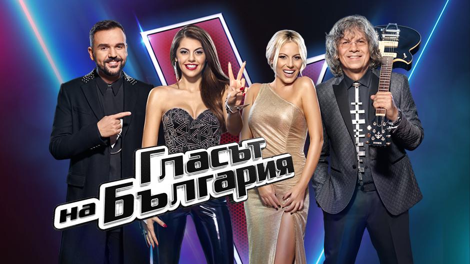 Гласът на България   Сезон 6  Епизод 8 (14.04.2019)