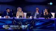 Звездата изпълнява Dragostea Din Tei на O-Zone  Маскираният певец