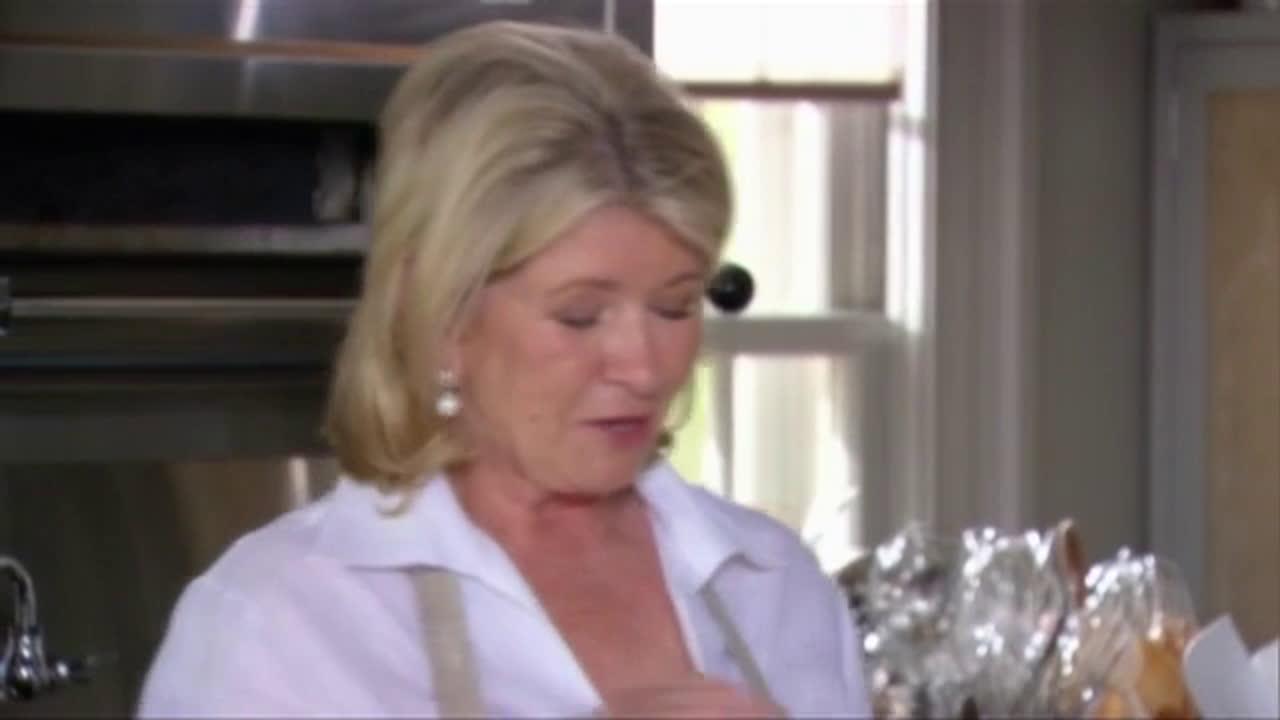 Печивата на Марта Стюарт Сезон 1 Епизод 12