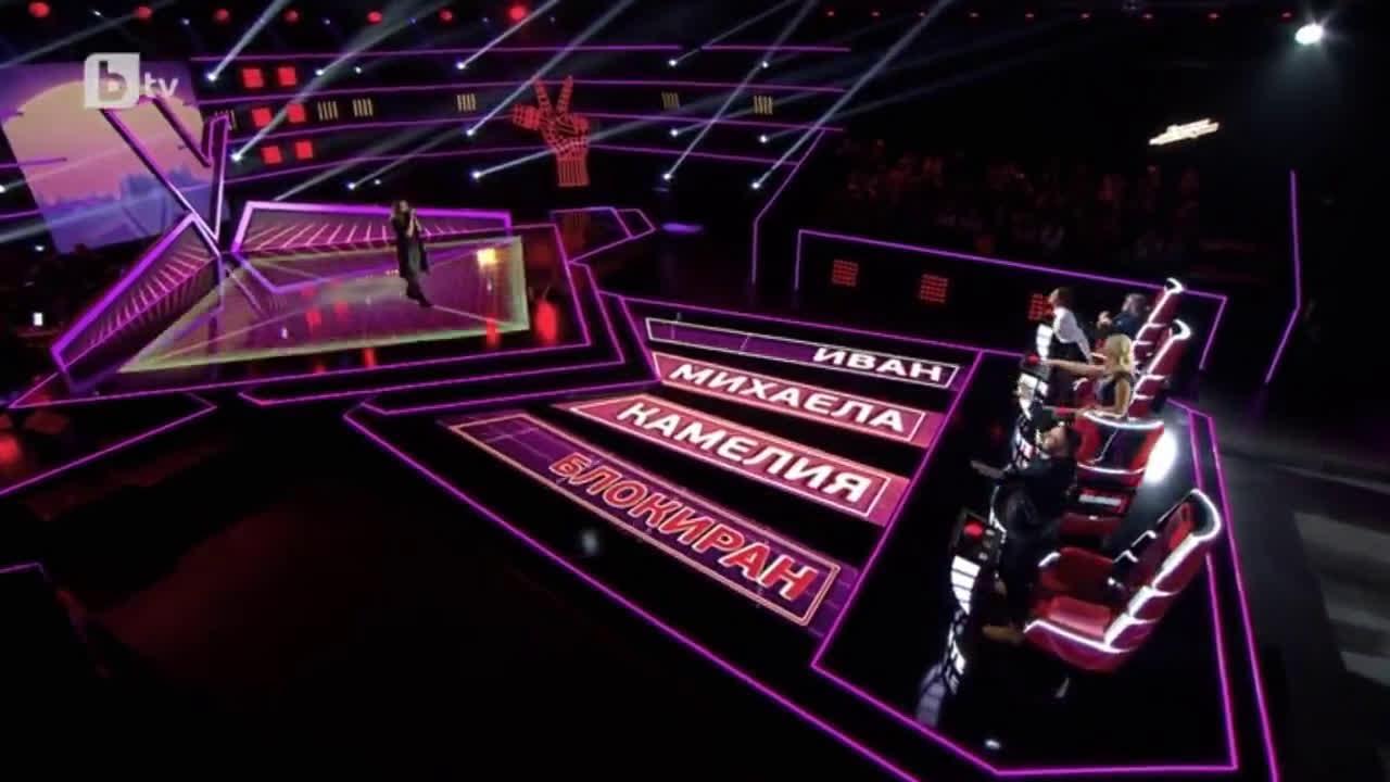 Гласът на България   Сезон 6  Епизод 4 (17.03.2019)