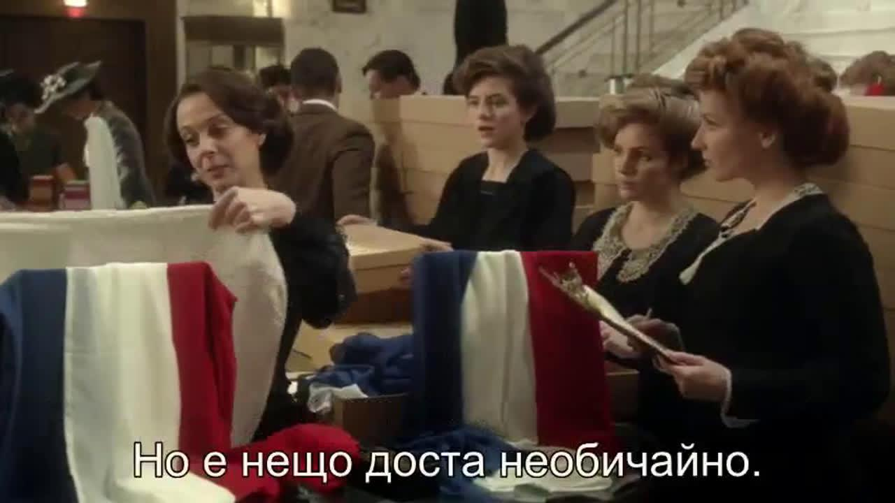 Господин Селфридж ( Mr. Selfridge ) S01 E02