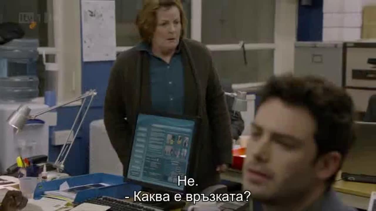 Вера (Vera) S01 E01
