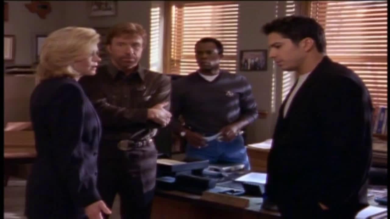 Уокър – тексаският рейнджър  Сезон 6 Епизод 12